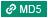 Скопировать MD5 в буфер обмена
